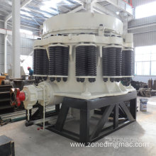 Good Quality for Spring Cone Crusher Limestone Quartz Copper Ore Spring Cone Crusher supply to Comoros Factory